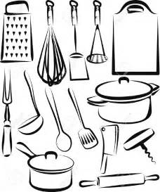Coloring Utensil by Kitchen Utensil Restaurant Kitchen Cooking Clipart