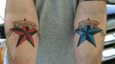 Permalink to Two Star Tattoos On Chest Meaning