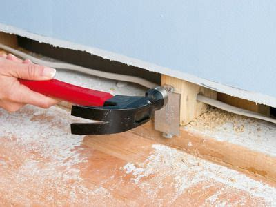 how to hide wiring baseboard or install a raceway general home home theater wiring