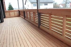 Holz Für Balkonboden : balkonverkleidung holz100 zimmerei steigitzer ~ Markanthonyermac.com Haus und Dekorationen