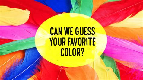 favorite color quiz quiz can we guess your favorite color womenworking