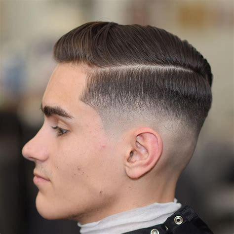 medium fade haircut ideas  pinterest medium fade mens fade haircut  fade haircut