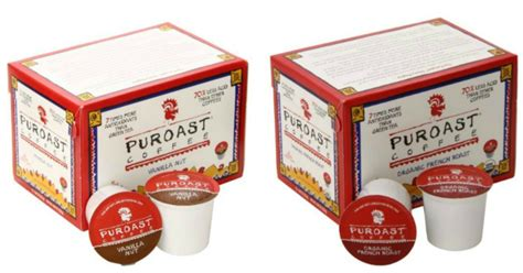 The companies goal is to stop billions of non biodegradable k. Amazon: Puroast Low Acid Organic Coffee K-Cups As Low As ...