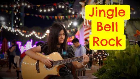Jingle Bell Rock Guitar Cover by Jingle Bell Rock Josephine Alexandra Fingerstyle