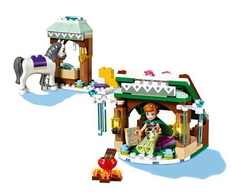 lego disney princess annas snow adventure  toy