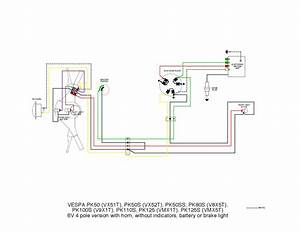 Vespa Pk Wiring Diagrams By Et3px Et3px