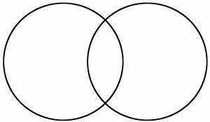 Large Venn Diagram Blank - Clipart Best