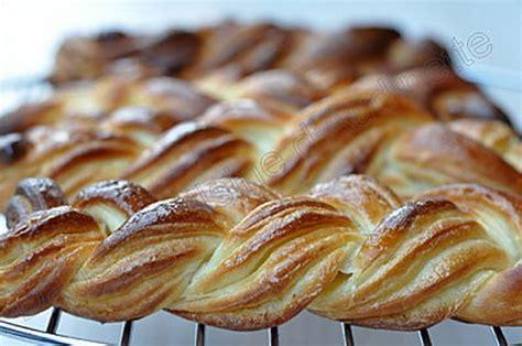 recette des craquelins viennoiserie à la pate levée briochée