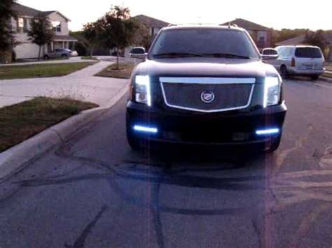 cadillac escalade led lights