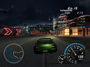 Epic All Types Of Games Need For Speed Viii Underground 2