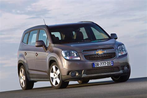 Chevrolet Orlando Specs & Photos