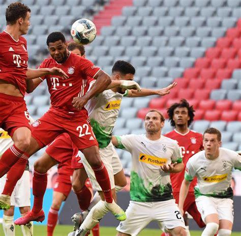 Bayern münchen played against borussia m'gladbach in 2 matches this season. So sehen Sie Borussia Mönchengladbach gegen FC Bayern ...