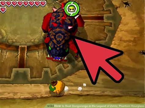 How To Beat Dongorongo In The Legend Of Zelda Phantom