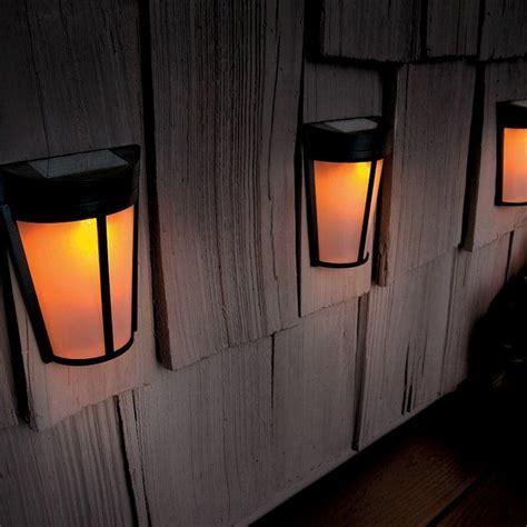 Solar Lights For Decks Ideas by Solar Deck Lights Gadgets