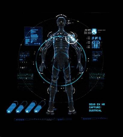 Core Sci Fi Cyberpunk Ex Deus Scan