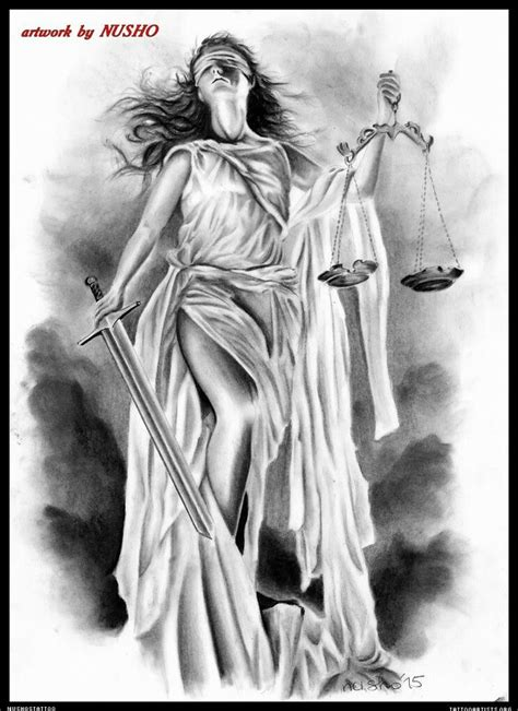 13 best blind justice images on Pinterest | Lady justice, Tattoo ideas and Justice tattoo