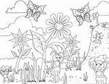 Coloring Ant Pages Grasshopper Ants Fun Anthill Clipart Colouring Printable Educational Template Story Creative Preschool Education Hill Sheet Activities Anatomy sketch template