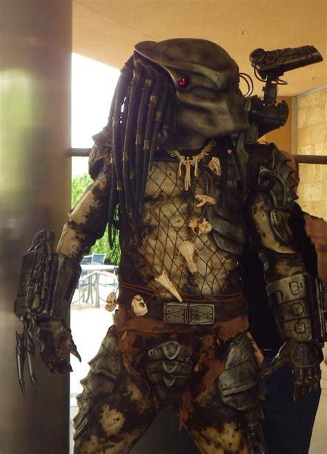 Building A Replica Predator Costume  Wo Pinterest