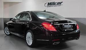 Mercedes S400 : milcar automotive consultancy mercedes benz s400 l 4matic 2015 ~ Gottalentnigeria.com Avis de Voitures