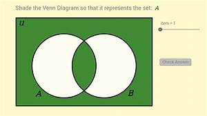 Venn Diagrams And Conditional Probability  U2013 Geogebra