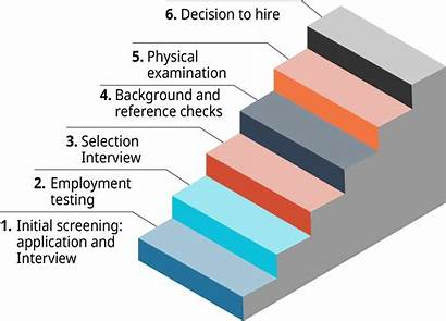 Selection Employee Process Steps Interview Business Openstax