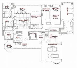 Awesome 50+ Single Level Floor Plan Ideas Design