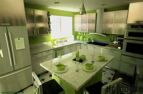 Кухня в зеленом фото дизайн
