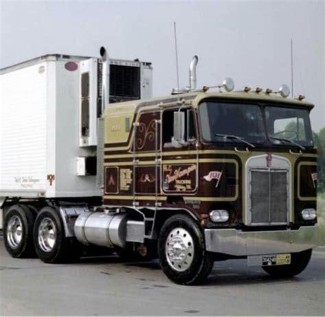 classic kenworth trucks old m c van ken kenworth us pinterest
