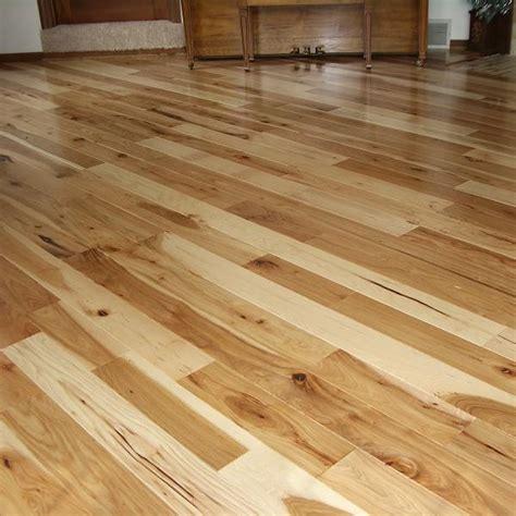 wood flooring hickory engineered hickory floors prefinished hardwood flooring discount