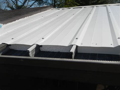 bolster your existing aluminum pan roof with stronger