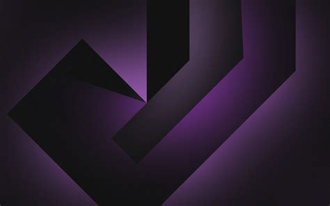 Abstract Shapes Background Hd by Violet Geometric Shapes Hd 4k Wallpaper