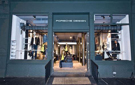 worlds largest porsche design store  soho  store