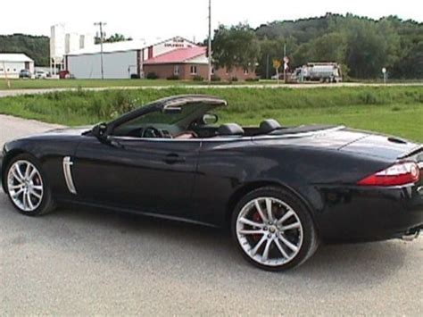 2008 Jaguar Xkr Convertible For Sale by Purchase Used 2008 Jaguar Xkr Supercharged Convertible In