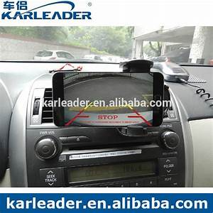 2015 Wireless 4led Wifi Car Camera With Night Vision