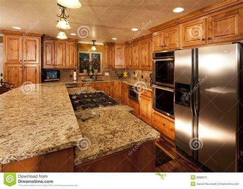 kitchen island stock image image  condo decorate