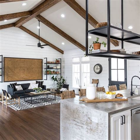 simple ways  copy joanna gaines decorating tips