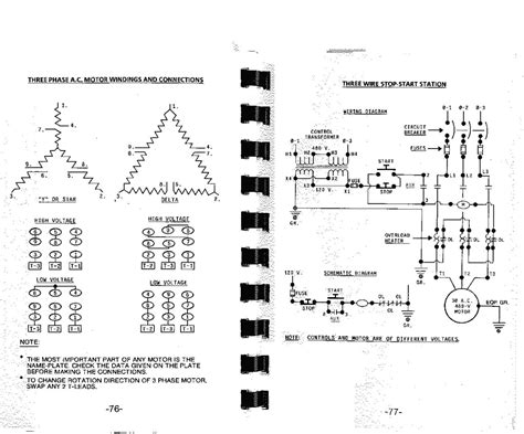 480 Motor Wiring Diagram by 12 Lead 480v Motor Wiring Diagram Impremedia Net