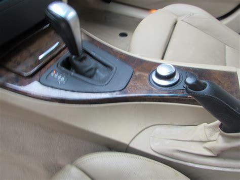 bmw gear selection shifter assembly bezel cover 51167155643 e90 323i 325i 328i 330i 335i