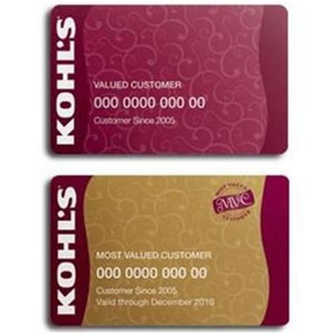 In the meantime, you can ask a kohl's associate for a temporary card. Kohls - Credit Card Reviews - Viewpoints.com