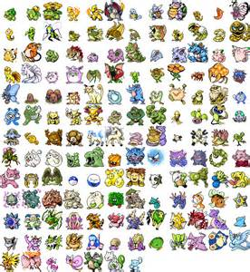 gallery all shiny pokemon sprites