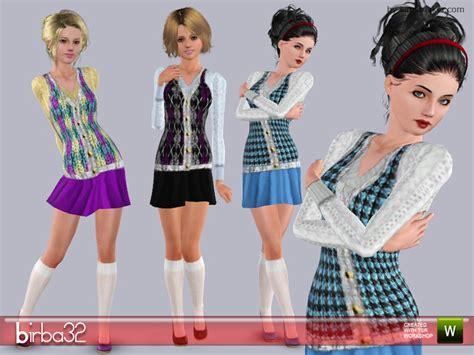 Birba32u0026#39;s School girl dress for young adult