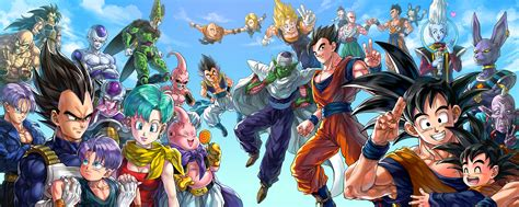 Anime Dragon Ball Tap 1 Dragon Ball Z Wallpapers Pictures Images