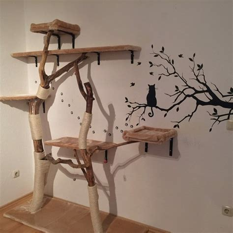 katzenkratzbaum selber bauen kratzbaum selber bauen 67 ideen und bauanleitungen archzine net