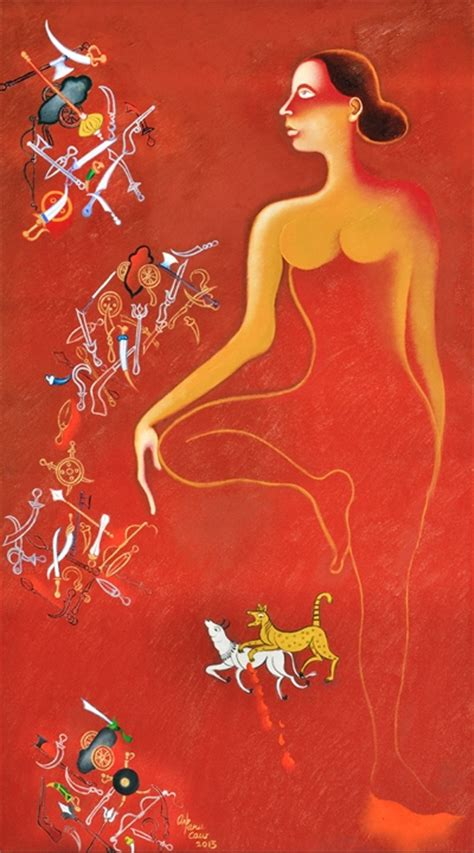 Sanchit Art | Arpana Caur Paintings | Art | Gallery