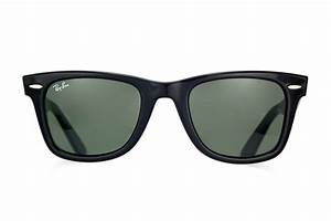 Ray Ban Wayfarer Black Sunglasses RB 2140 901 ...