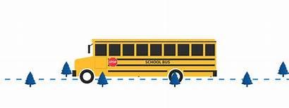 Clipart Bus Animated Transparent Webstockreview Banner Fleet