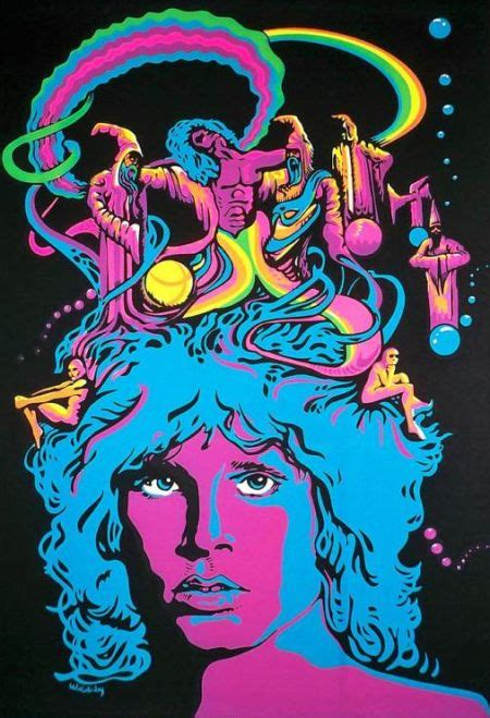 black light posters hippie days black light posters