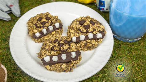 Chewie Chews and Blue Milk | Star wars food, Delicious ...