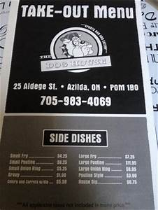 dog house bar and grill sudbury restaurant reviews With the dog house menu