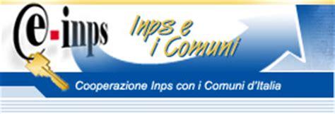 Agenda Sedi Inps Inps Istituto Nazionale Previdenza Sociale